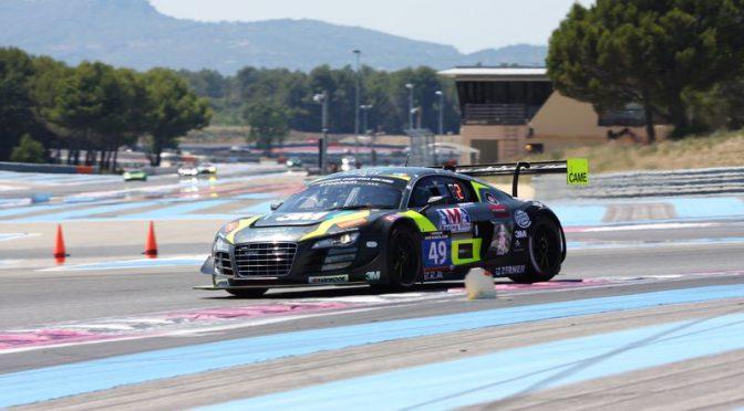 Drivex Audi R8 Ultra holt knappe Pole Position an der französischen Riviera
