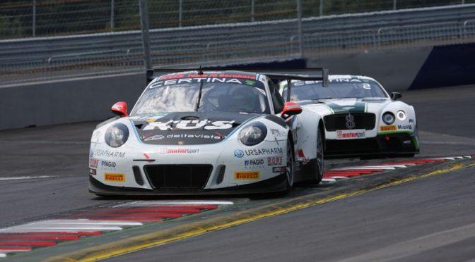 KÜS Team75 Bernhard greift im GT Masters 2017 mit zwei Porsche an