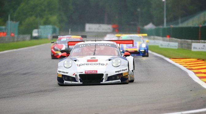 Herberth Motorsport: Schwieriges Debüt bei den 24 Stunden von Spa