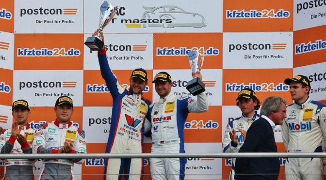 Jules Gounon ist ADAC GT Masters-Champion 2017