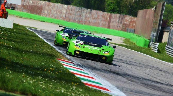 Grasser Racing mit Platz 4 in Monza knapp am Podium vorbei