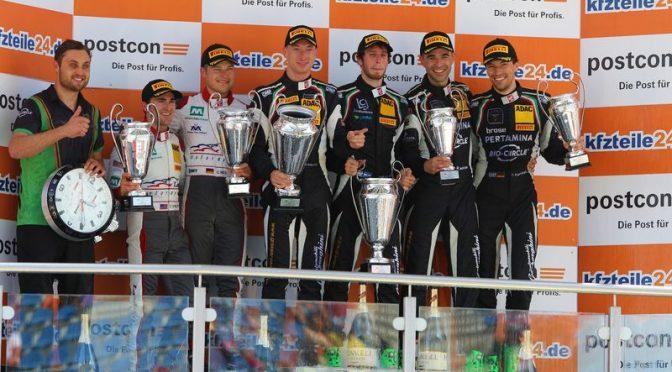 Perez Companc/Bortolotti holen ersten Saisonsieg für Lamborghini
