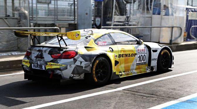 BMW tritt mit einem traditionell starken Aufgebot beim 24h-Rennen auf dem Nürburgring an