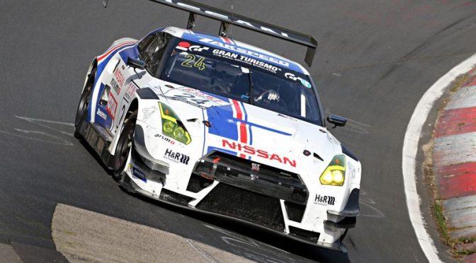Zakspeed Nissan beim 24h Rennen vom Nürburgring nicht am Start
