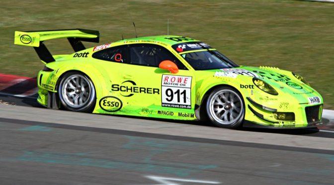 VLN: Manthey zum zweiten: Porsche siegt vor Mercedes-AMG und Audi
