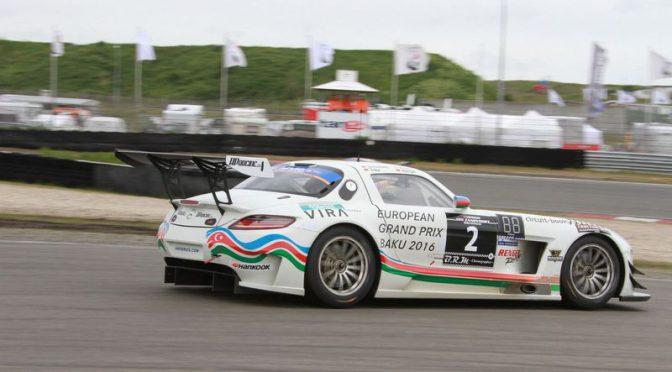 24h Series: Sieg für HP Racing in Barcelona