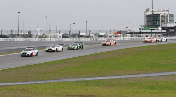 ADAC GT Masters auf dem Nürburgring: Der Titelkampf spitzt sich zu